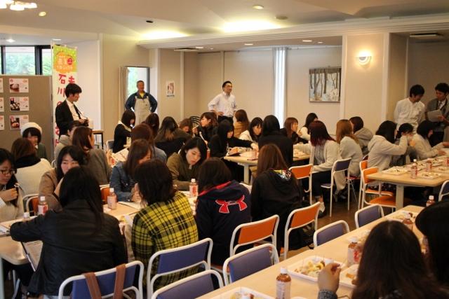 農菓PJ北陸学院大学コンテスト2015